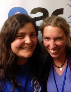 Dolphin Research Australia - Isabela Keski-Franti and Liz Hawkins