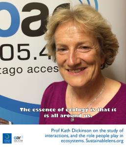 Kath Dickinson
